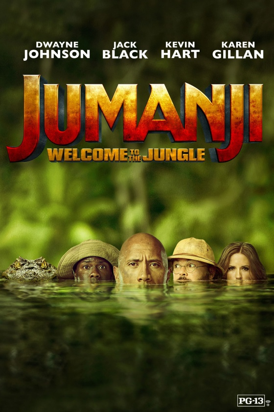 Jumanji: Welcome to the Jungle - Remarkable Playbook